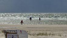 Strandnachmittag